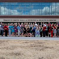 Nursing School Class Photo 2017