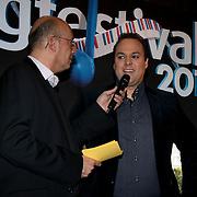 NLD/Bussum/20100122 - Bekendmaking artiesten Nationaal Songfestival 2010, Frans Bauer