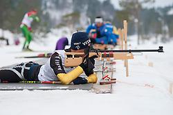 MAIER Marco, GER, Short Distance Biathlon, 2015 IPC Nordic and Biathlon World Cup Finals, Surnadal, Norway