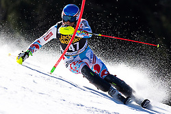 MERMILLOD BLONDIN Thomas of France during the 1st Run of Men's Slalom - Pokal Vitranc 2014 of FIS Alpine Ski World Cup 2013/2014, on March 9, 2014 in Vitranc, Kranjska Gora, Slovenia. Photo by Matic Klansek Velej / Sportida