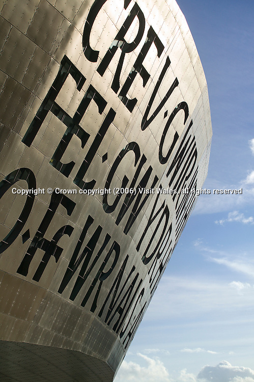Wales Millennium Centre<br />
