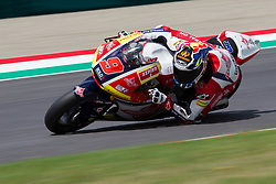 June 1, 2018 - Mugello, FI, Italy - Jorge Navarro of Federal Oil Gresini of Moto 2 during the Free Practice 1 of the Oakley Grand Prix of Italy, at International  Circuit of Mugello, on June 01, 2018 in Mugello, Italy  (Credit Image: © Danilo Di Giovanni/NurPhoto via ZUMA Press)