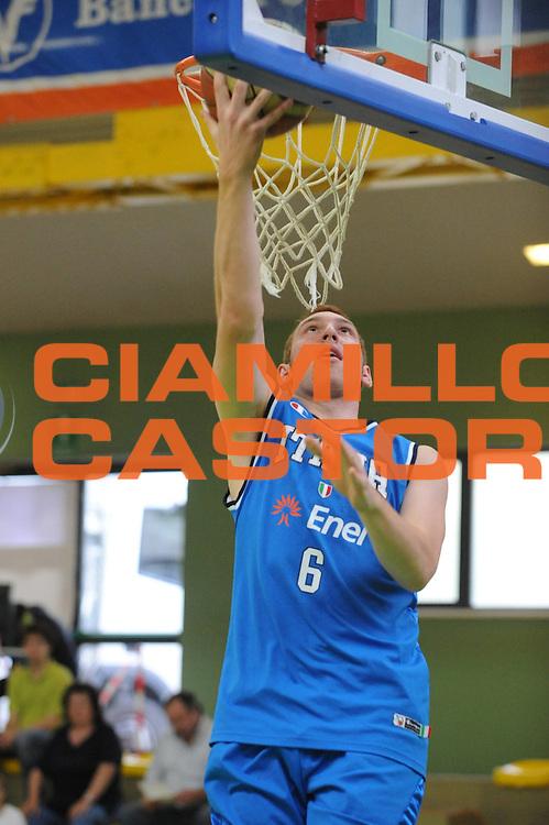 DESCRIZIONE : Domegge di Cadore 9 Torneo Internazionale Nazionali U20 Finale Italia Grecia <br /> GIOCATORE : Marco Ammannato<br /> SQUADRA : Nazionale Italia Uomini U20 <br /> EVENTO : 9 Torneo Internazionale Nazionali U20 V.De Silvestro B.Meneghin <br /> GARA : Italia Grecia Italy Greece <br /> DATA : 20/07/2008 <br /> CATEGORIA : Tiro<br /> SPORT : Pallacanestro <br /> AUTORE : Agenzia Ciamillo-Castoria/M.Gregolin <br /> Galleria : Fip Nazionali 2008 <br /> Fotonotizia : Domegge di Cadore 9 Torneo Internazionale Nazionali U20 Finale Italia Grecia <br /> Predefinita :