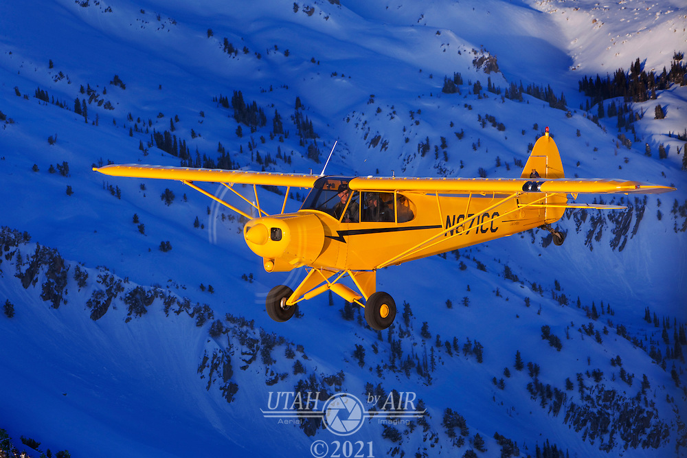 Top Cub Super Cub Airplane