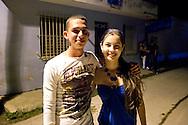 Couple in Holguin, Cuba.