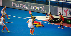 W - Spain v The Netherlands