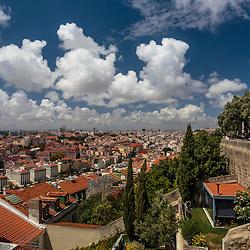 São Jorge Castle, Lisbon, Portugal