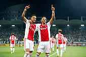 FOOTBALL - UEFA CHAMPIONS LEAGUE - 2ND QUALIFYING ROUND - STURM GRAZ v AJAX 010818