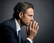 Tony Goldwyn poses for a portrait in Manhattan, NY USA on 5 October 2015.
