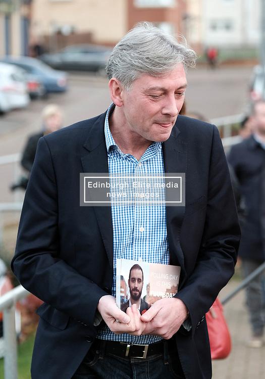 New Scottish Labour leader Richard Leonard, Sunday 19th November 2017<br /> <br /> New Scottish Labour leader Richard Leonard meets MPs, MSPs and volunteers on his first day in charge.<br /> <br /> Pictured: Richard Leonard<br /> <br /> (c) Alex Todd   Edinburgh Elite media