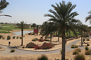A view from the 3rd during Round 2 of the Commercial Bank Qatar Masters 2020 at the Education City Golf Club, Doha, Qatar . 06/03/2020<br /> Picture: Golffile | Thos Caffrey<br /> <br /> <br /> All photo usage must carry mandatory copyright credit (© Golffile | Thos Caffrey)