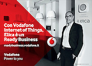 adv Vodafone campaing<br />