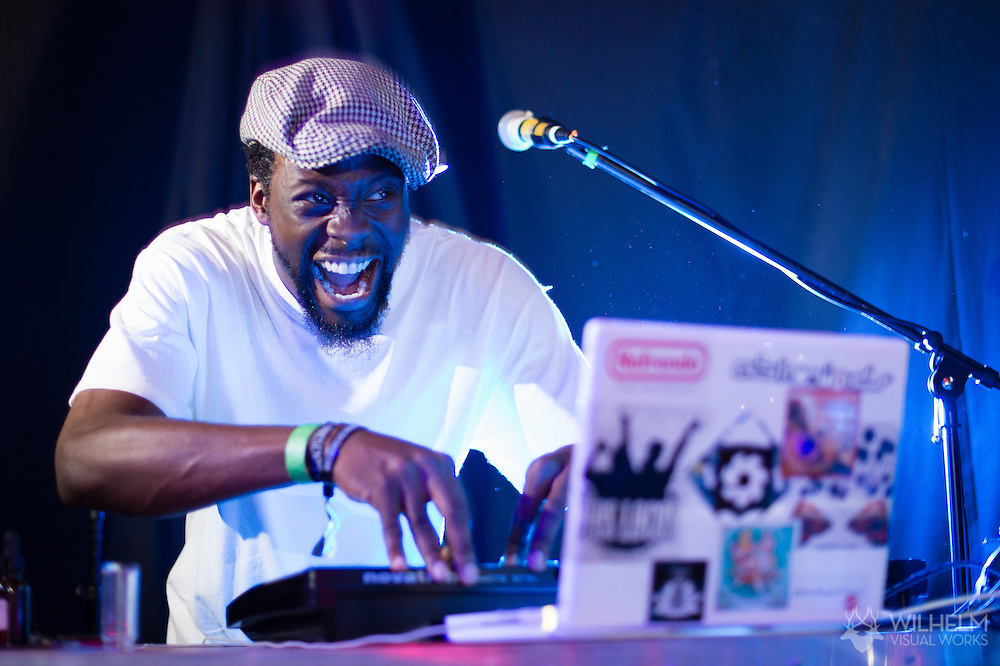 Fast4ward performs at Red Bull Sound Select Presents Denver at Lost Lake Lounge in Denver, CO, USA, on 25 June, 2015.