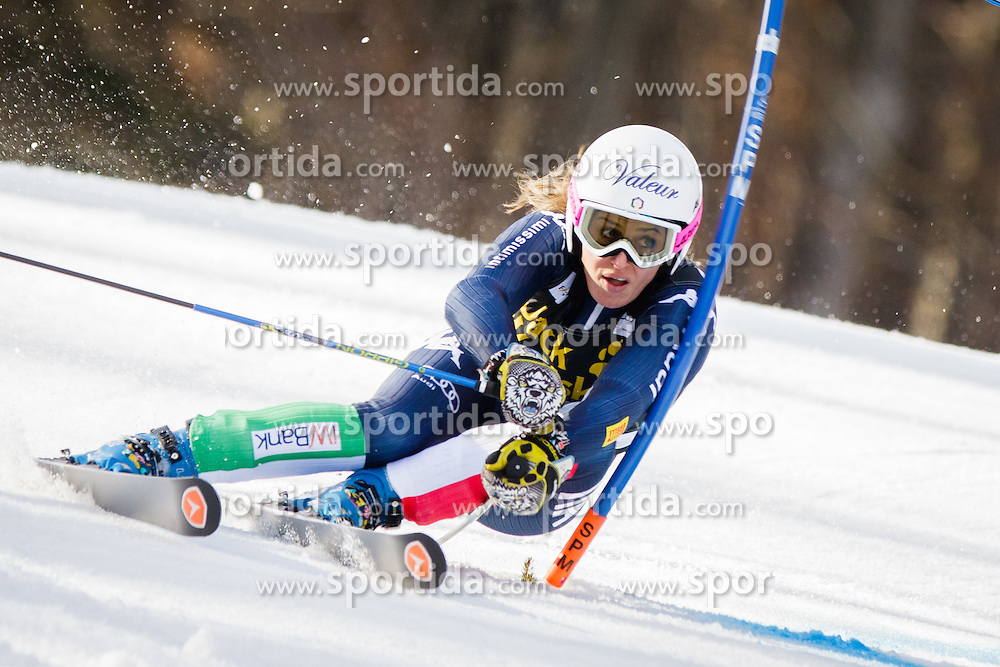 Nadia Fanchini (ITA) during 7th Ladies' Giant slalom at 52nd Golden Fox - Maribor of Audi FIS Ski World Cup 2015/16, on January 30, 2016 in Pohorje, Maribor, Slovenia. Photo by Ziga Zupan / Sportida