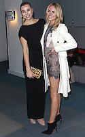 Chessie King & Kimberley Garner, Eating Happiness - VIP Film Screening, Mondrian London, London UK, 25 January 2016, Photo by Brett D. Cove