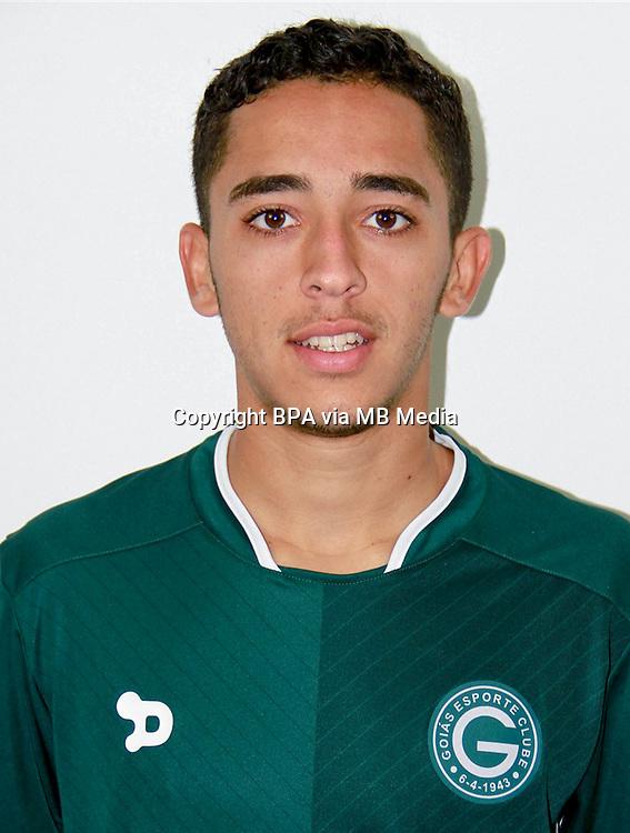 Brazilian Football League Serie B 2016  / <br /> ( Goias Esporte Clube ) - <br /> Leo Sena