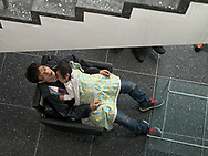 MoMA (Museum of Modern Art) can be exhausting.....