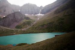 Wild Camping, Glacier National Park, Montana