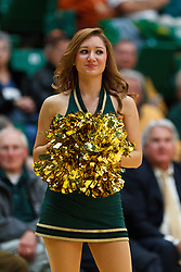 Nov 16, 2011; San Francisco CA, USA;  A San Francisco Dons performs during a stoppage in play against the San Jose State Spartans during the first half at War Memorial Gym.  San Francisco defeated San Jose State 83-81 in overtime. Mandatory Credit: Jason O. Watson-US PRESSWIRE