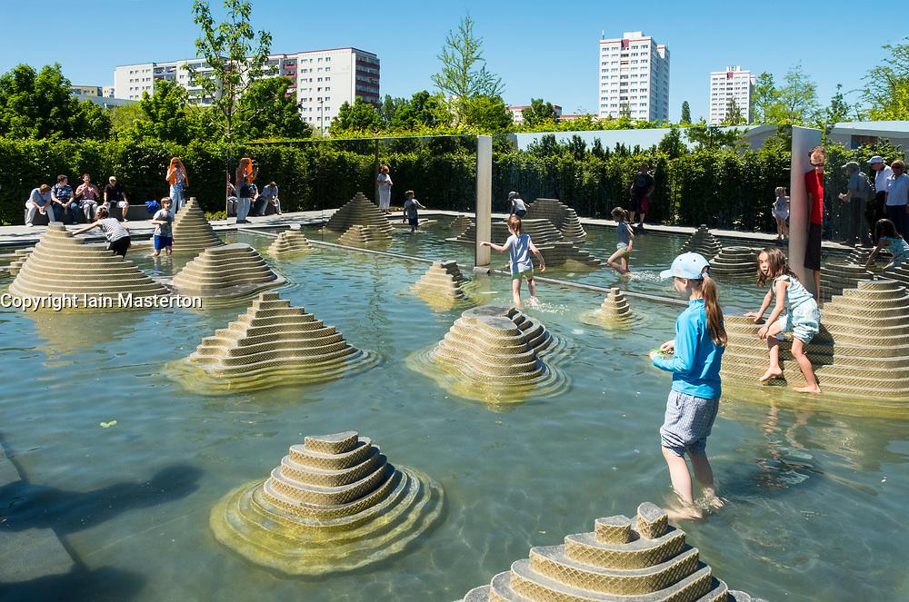 Garden of the Mind at IGA 2017 International Garden Festival (International Garten Ausstellung) in Berlin, Germany