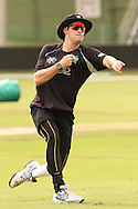 Mitchell McClenaghan of the Central Stags during the Central Stags training session held at St Georges Park in Port Elizabeth on the 17 September 2010..Photo by: Shaun Roy/SPORTZPICS/CLT20