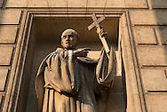 France. Paris. 8th district.  Sainte Madeleine church     /  L'eglise de la Sainte Madeleine.