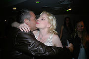 Gavin Barker and Helen Dallimore,  Cast change for Wicked. Apollo Victoria theatre. After party at Park Plaza Victoria. 12 April 2007.  -DO NOT ARCHIVE-© Copyright Photograph by Dafydd Jones. 248 Clapham Rd. London SW9 0PZ. Tel 0207 820 0771. www.dafjones.com.