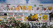 Casa de los Emparedados, artista Julian, Panama City.<br /> ©Victoria Murillo/Istmophoto.com