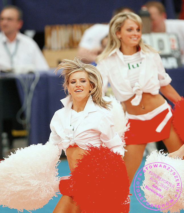 KATOWICE 29/06/2007..VOLLEYBALL WORLD LEAGUE 2007 POOL D INTERCONTINENTAL ROUND.POLAND v BULGARIA.GIRLS.FOT. PIOTR HAWALEJ / WROFOTO .