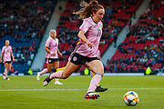Lisa EVANS (Arsenal WFC (ENG)) during the International Friendly match between Scotland Women and Jamaica Women at Hampden Park, Glasgow, United Kingdom on 28 May 2019.