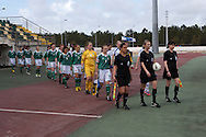 Tocha,Portugal, 9th April 2013 - European Women`s Under 19 - Northern Ireland v Finland