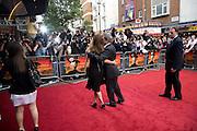 Dustin Hoffman; Gottsegen Hoffman, Film premiere of Kung Fu Panda. Vue West End. Leicester Sq. London. 26 June 2008.  *** Local Caption *** -DO NOT ARCHIVE-© Copyright Photograph by Dafydd Jones. 248 Clapham Rd. London SW9 0PZ. Tel 0207 820 0771. www.dafjones.com.