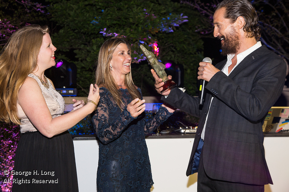 New Orleans Film Society Gala at the home of Paul and Sara Costello on March 28, 2015; Photo: GeorgeLong.com