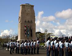 Auckland-75th Rememberance of Battle of Britain, War Memorial Museum