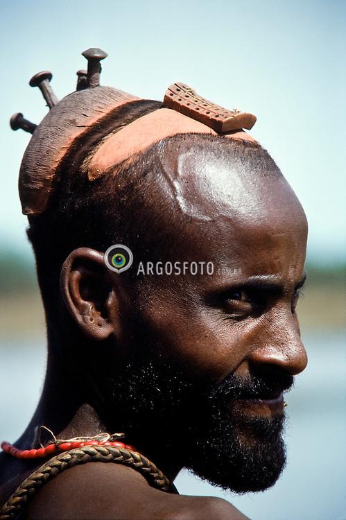 Homem De Tribo Africana Na Etiopia Ethiopian Tribe Men