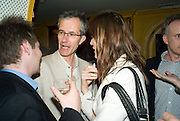 GEOFF DYER, Richard Prince opening at the Serpentine gallery and afterwards at Annabels. London. 25 June 2008 *** Local Caption *** -DO NOT ARCHIVE-© Copyright Photograph by Dafydd Jones. 248 Clapham Rd. London SW9 0PZ. Tel 0207 820 0771. www.dafjones.com.