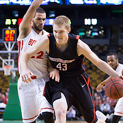 NCAA Men's Basketball: Northeastern vs. Boston University 11/10/2013