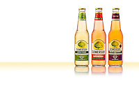 Product photography project featuring Somersby Cider new range of drinks