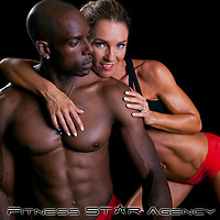 Fitness Model - Tiziana and Stanleigh