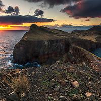 Madeira sunrise