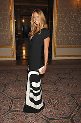 ELLE MACPHERSON at the Ark 2007 charity gala at Marlborough House, Pall Mall, London SW1 on 11th May 2007.<br />