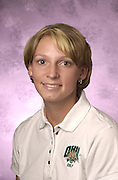 2001 Men's & Women's Golf team Head Shots