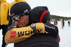 FLEIG Martin, WICKER Anja, GER, Long Distance Biathlon, 2015 IPC Nordic and Biathlon World Cup Finals, Surnadal, Norway