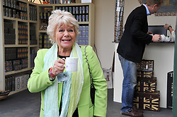 JUDITH CHALMERS at the 2012 RHS Chelsea Flower Show held at Royal Hospital Chelsea, London on 21st May 2012.