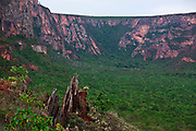 Chapada dos Guimaraes_MT, Brasil...Imagens do Parque Nacional da Chapada dos Guimaraes no Estado do Mato Grosso. Na foto Crista de Galo no Vale do Rio Claro...The Chapada dos Guimaraes National Park  is a national park in the Brazilian state of Mato Grosso. In this photo Crista de Galo in the Vale do Rio Claro...Foto: JOAO MARCOS ROSA  /NITRO..