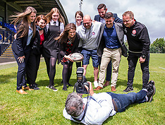 Minister for Sport launches GBP1 million programme, Edinburgh, 19 June 2018