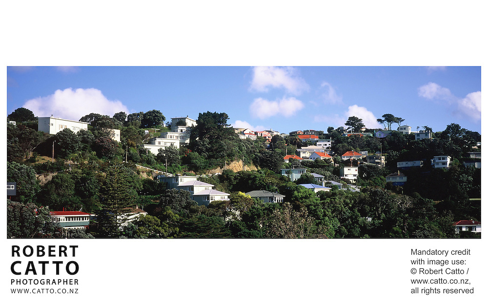 Seatoun Heights, Wellington, New Zealand.