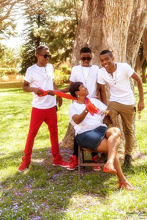 Doreen Family