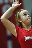 2006 Illinois State Redbirds Women's Volleyball Photos