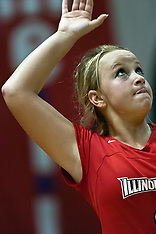 2006 Illinois State Redbirds Women's Volleyball Photos